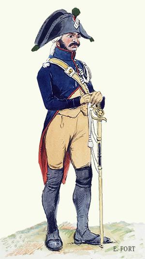 Gendarme Du0027élite 1805